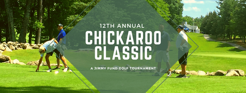 12th Annual Chickaroo Classic Jimmy Fund Golf Tournament