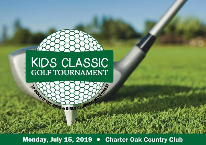 2019 Kids Classic Golf Tournament