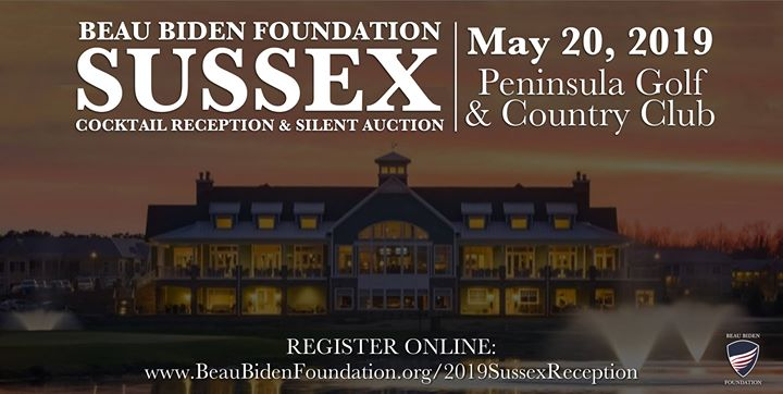 2nd Annual Sussex County Cocktail Reception & Silent Auction