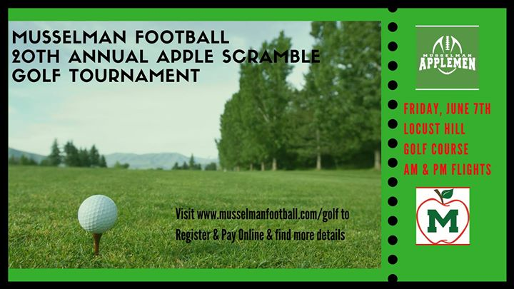 APPLE Scramble GOLF Tournament