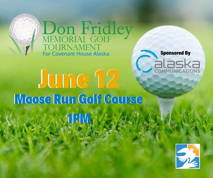 Covenant House Alaska Golf Tournament