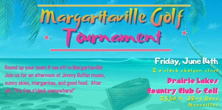 Margaritaville Golf Tournament