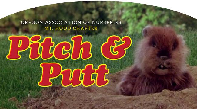 OAN Mt. Hood Chapter Pitch and Putt golf tournament