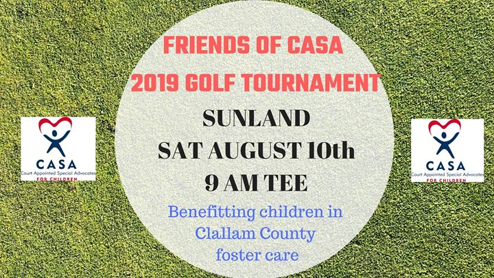 Friends of CASA 2019 Golf Tournament