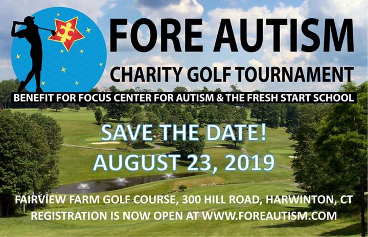 Fore Autism Charity Golf Tournament