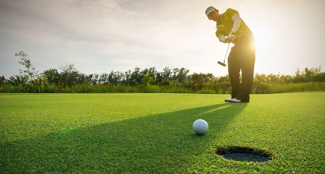 TEST EVENT Golf Tournament