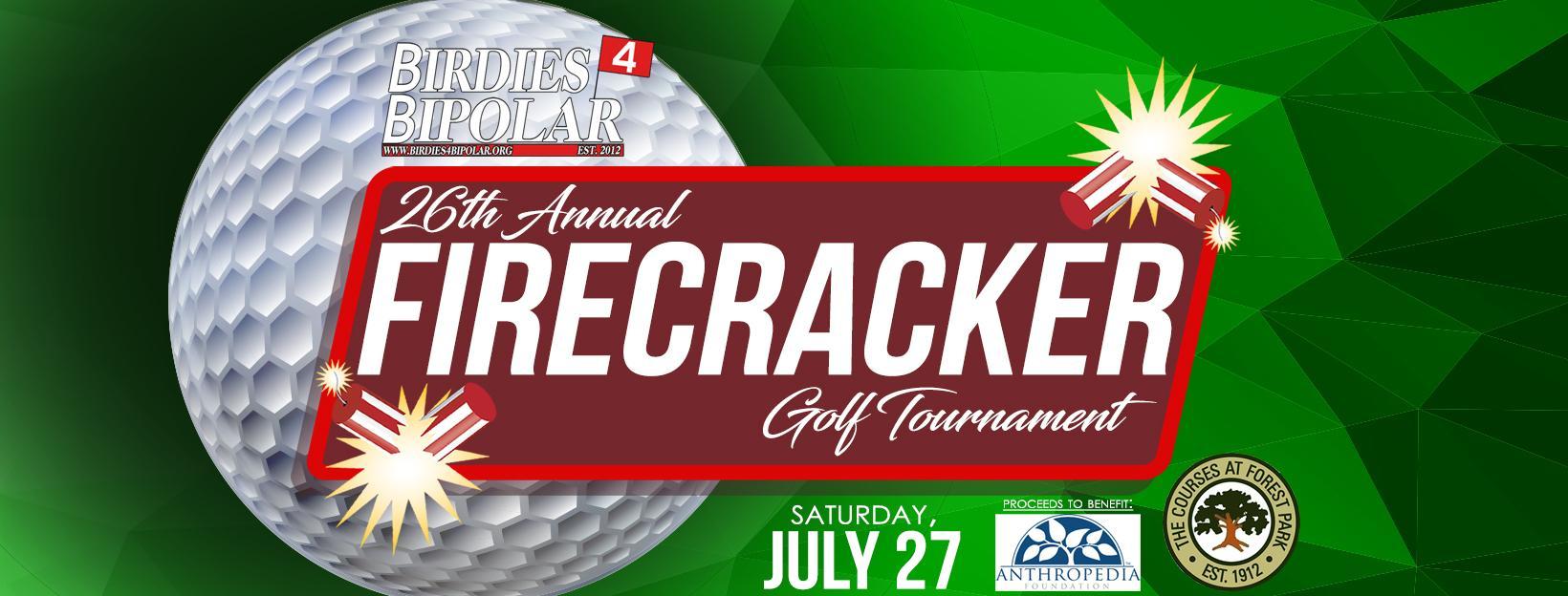 2019 Firecracker Golf Tournament