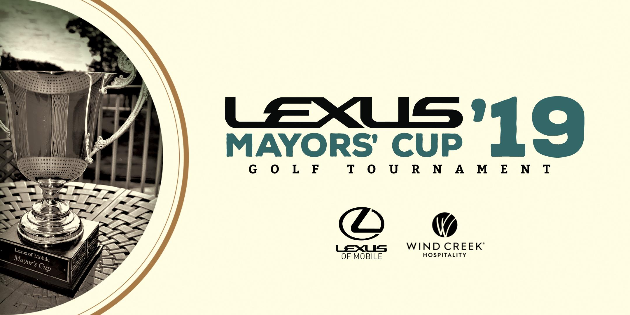 2019 Mayors' Cup Golf Tournament