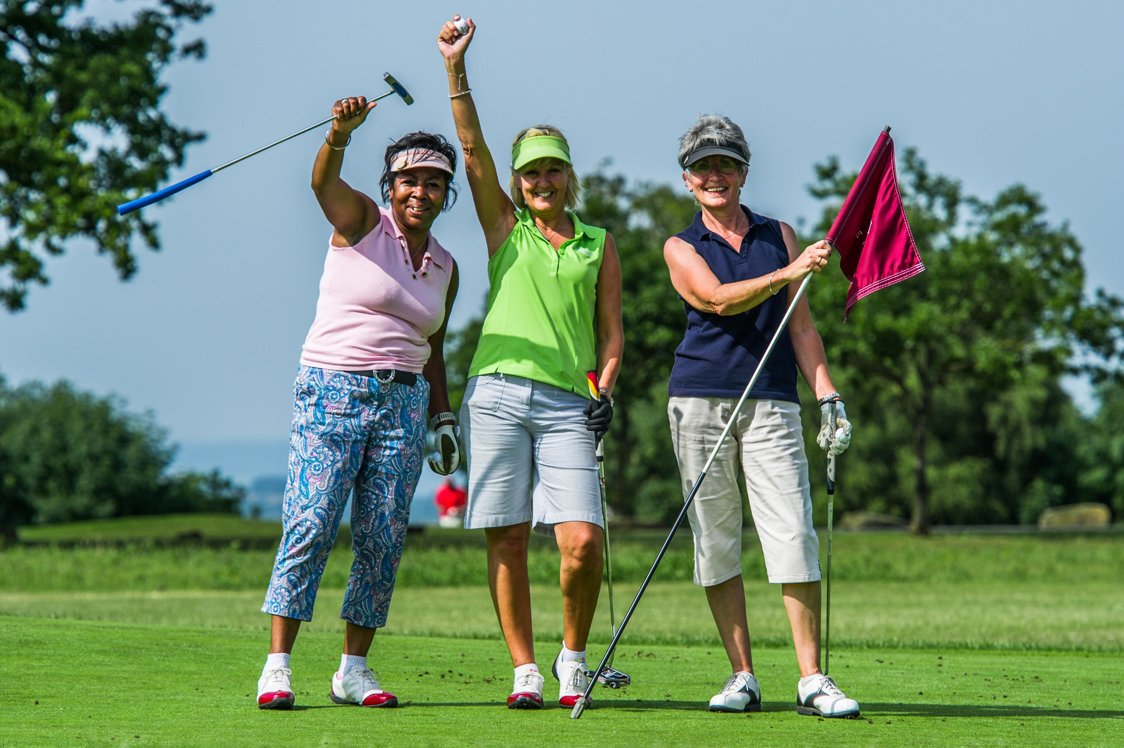Women's Golf Day at Theodore Wirth Golf Course - Play 9 Holes Afternoon