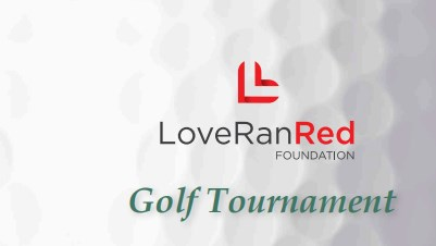 Love Ran Red Golf Tournament with Newsradio 790 WAEB