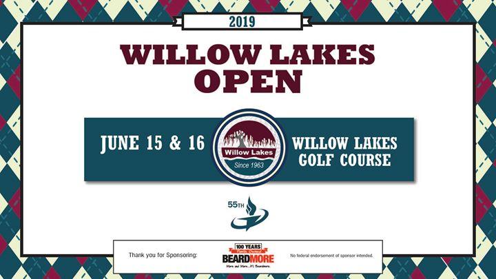Willow Lakes Open Golf Tournament