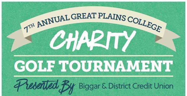 Great Plains College Charity Golf Tournament
