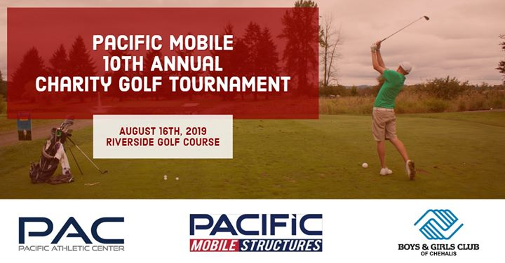 Pacific Mobile 10th Annual Charity Golf Tournament
