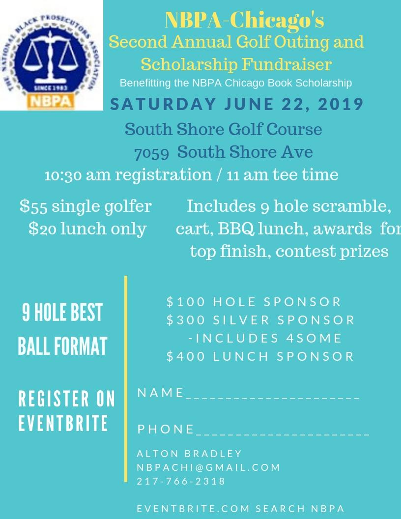 NBPA Chicago Second Annual Scholarship Golf Outing