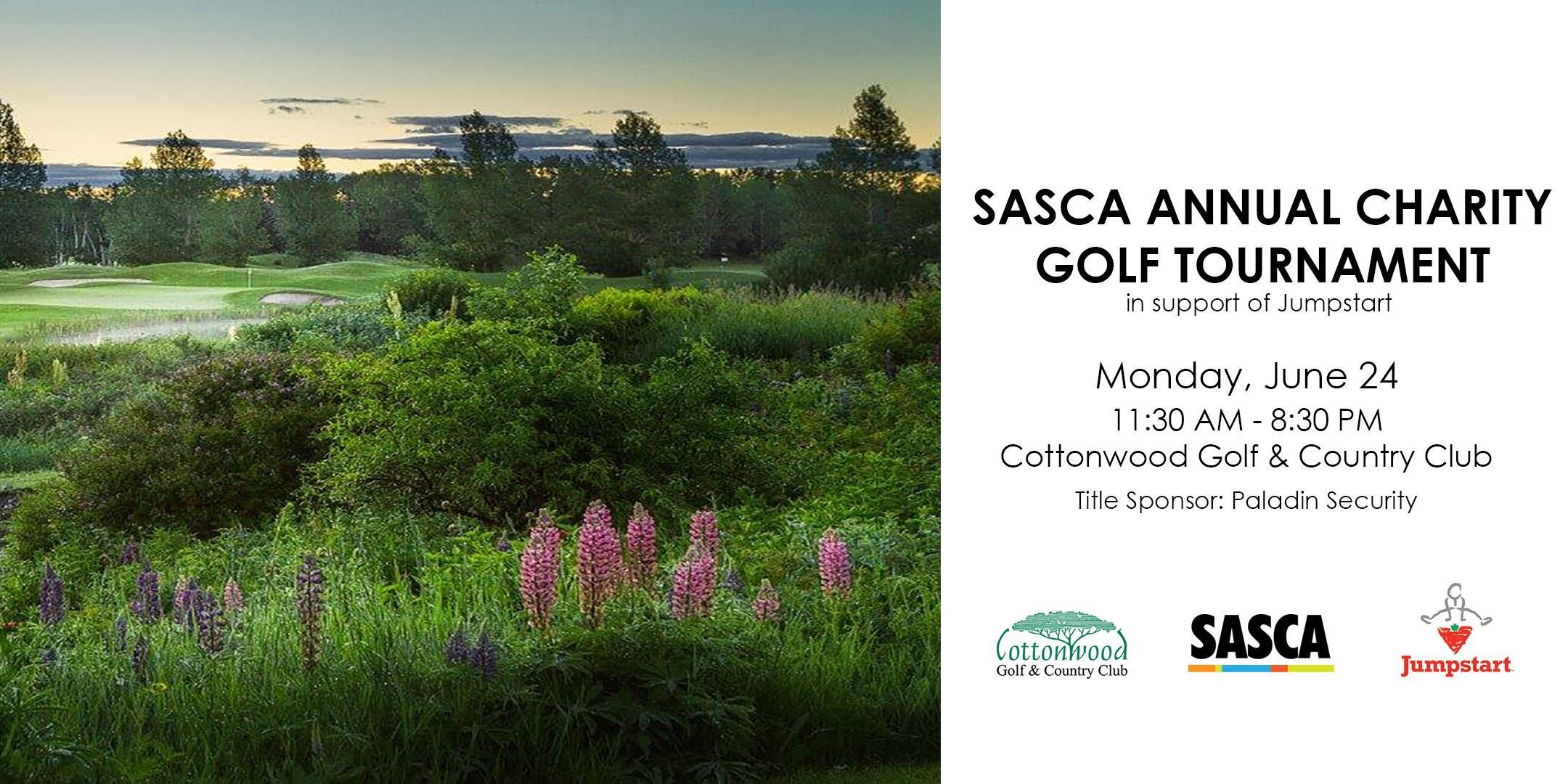 SASCA's Annual Golf Tournament 2019