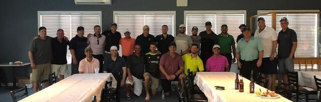 2019 Merrimack Mens Soccer Alumni Golf Outing