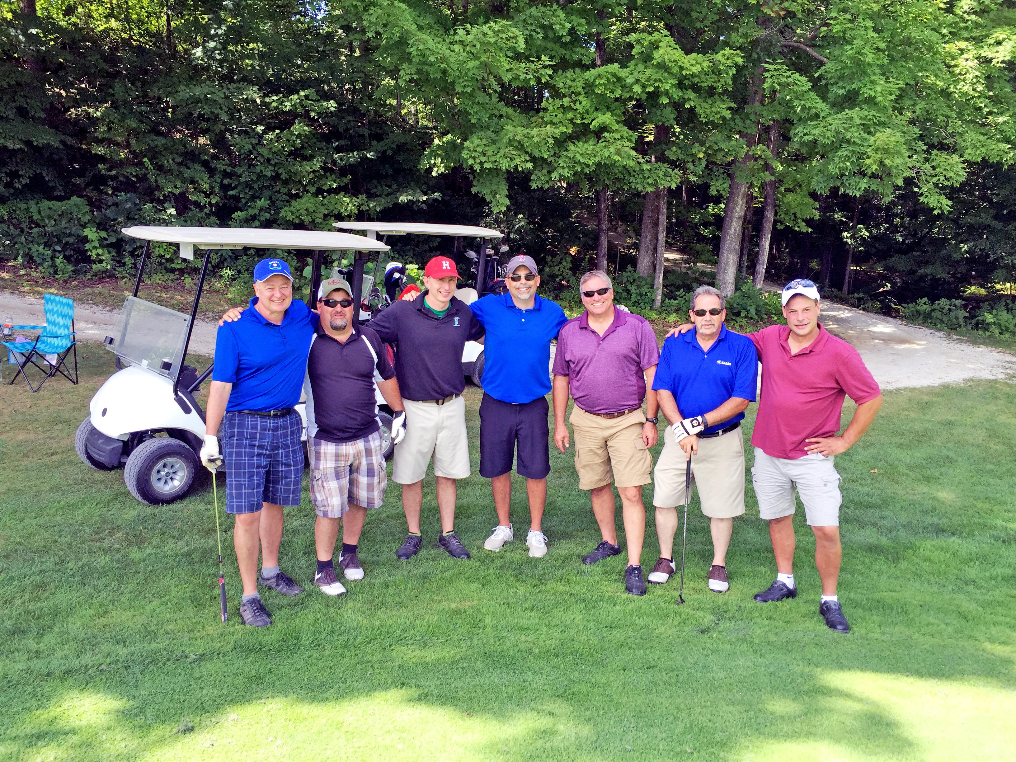 George Dow Memorial Golf Touranment 2019