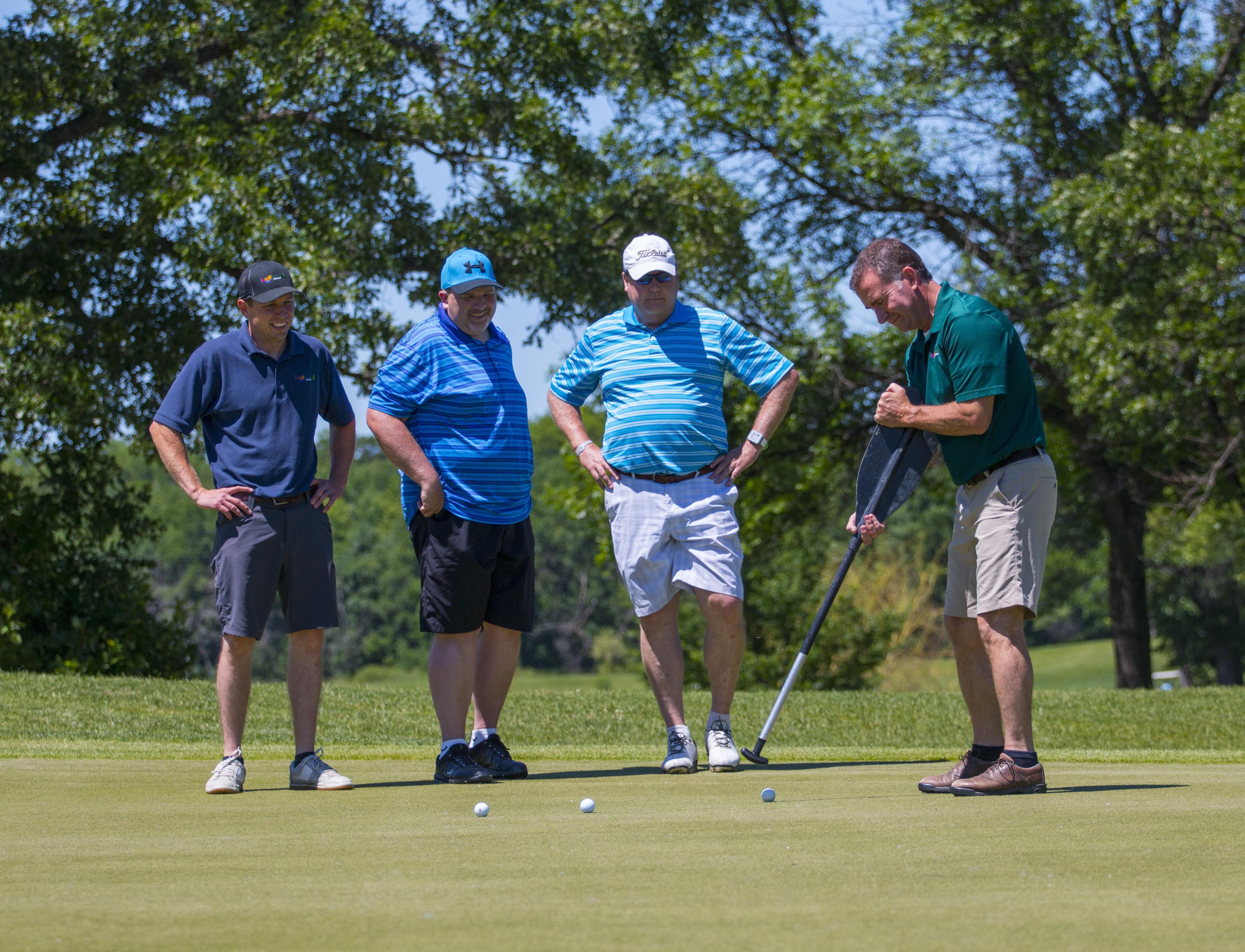 9th Annual Catfish Cup Golf Scramble
