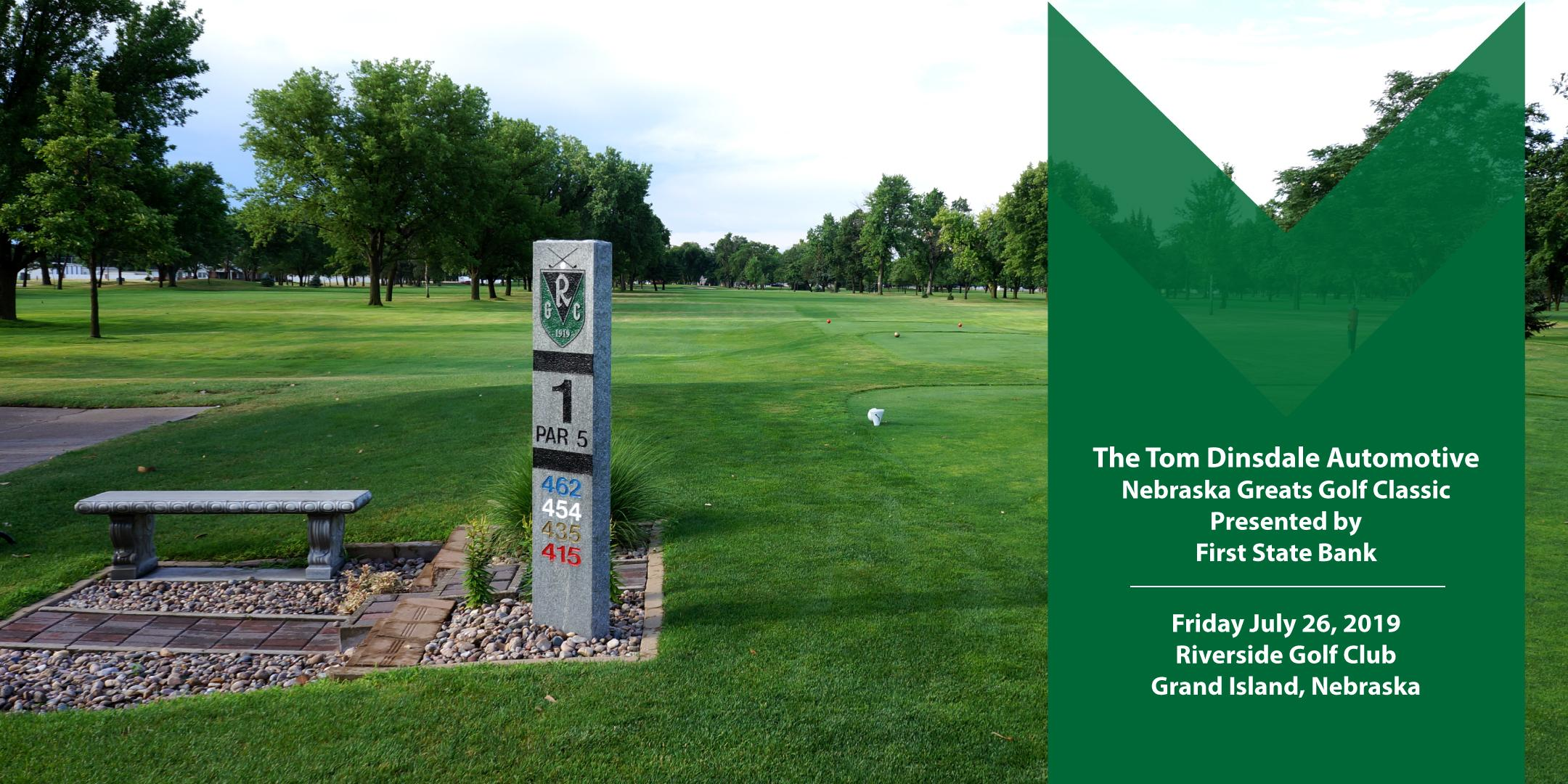 The Tom Dinsdale Automotive NGF Golf Classic Presented by First State Bank