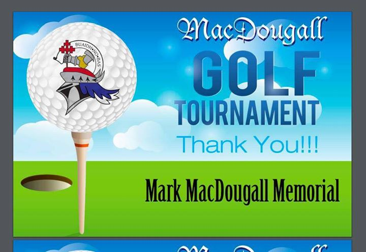 Seventh Annual Mark MacDougall Memorial Golf Tournament