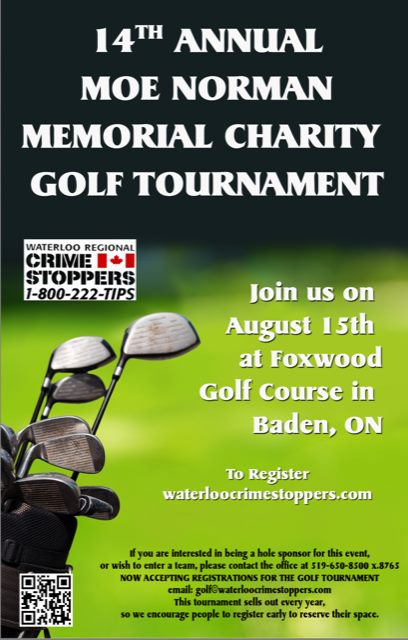 Crime Stoppers Golf Tournament