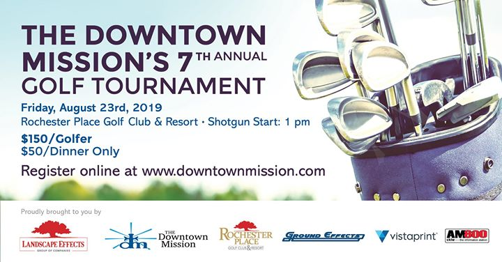 7th Annual Golf Tournament