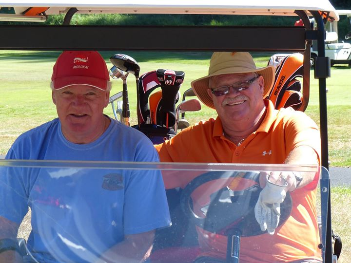Booster Bash golf tournament 2019