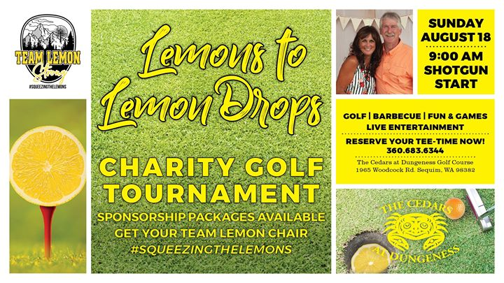 Lemons to Lemon Drops: Golf Tournament