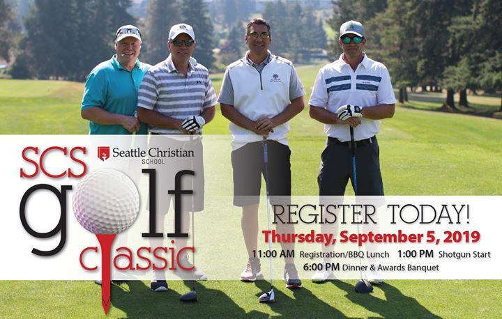 SCS Golf Tournament
