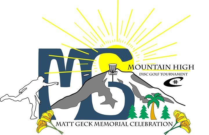 Matt Geck Memorial-Mountain High Disc Golf Tournament. Innova