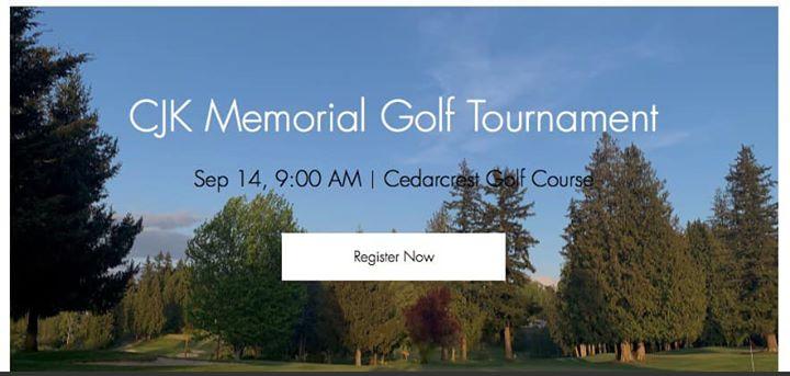 CJK Memorial Golf Tournament