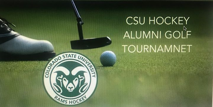 CSU Hockey Alumni Golf Tournament Weekend