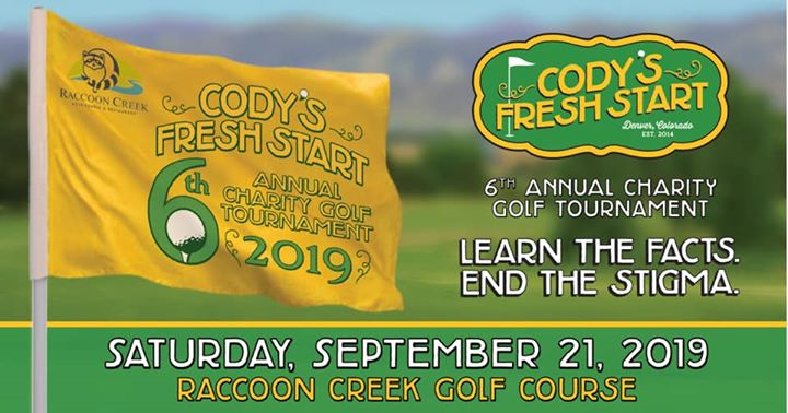 Cody's Fresh Start 6th Annual Charity Golf Tournament & Dinner