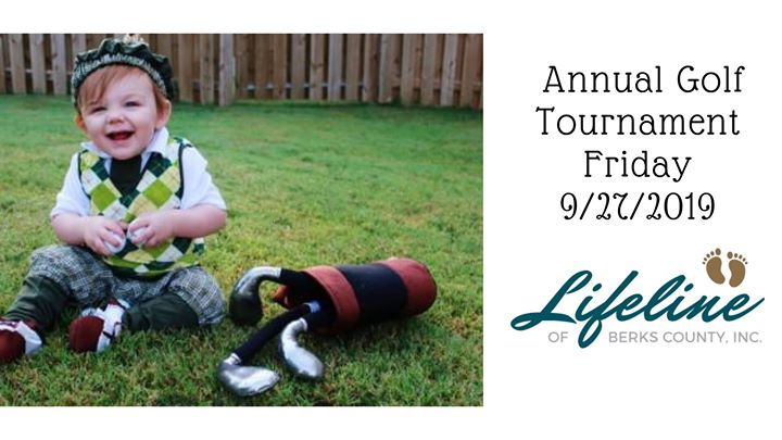 Lifeline's Annual Golf Tournament