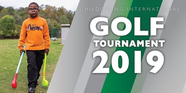 Childspring's 15th Annual Golf Tournament