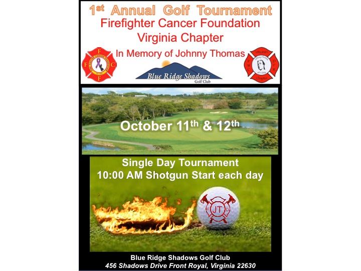Virginia Chapter's 1st Annual Golf Tournament