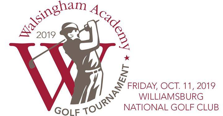 2019 Walsingham Academy Golf Tournament