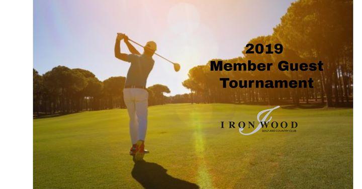 2019 Member Guest Tournament
