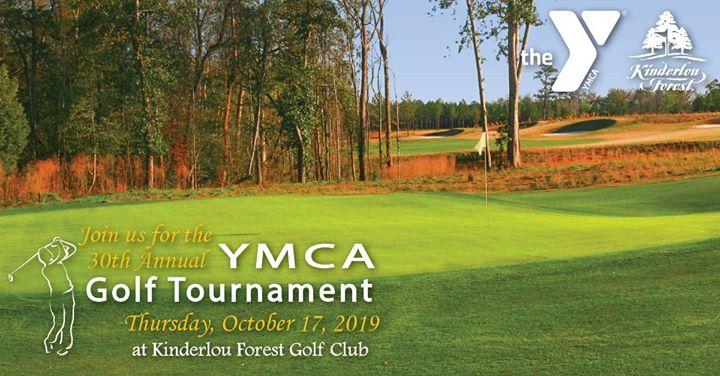 30th Annual YMCA Golf Tournament