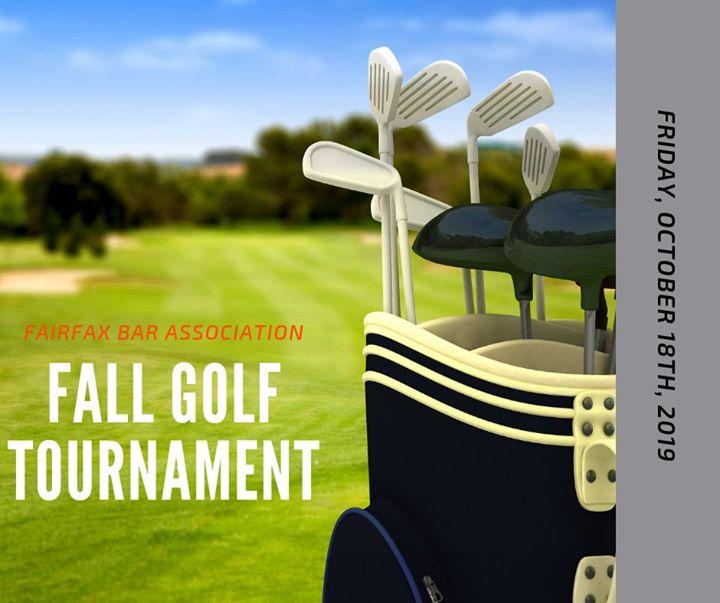 FBA Fall Golf Tournament