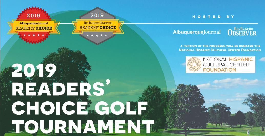 Albuquerque Journal Readers' Choice / NHCCF Golf Tournament