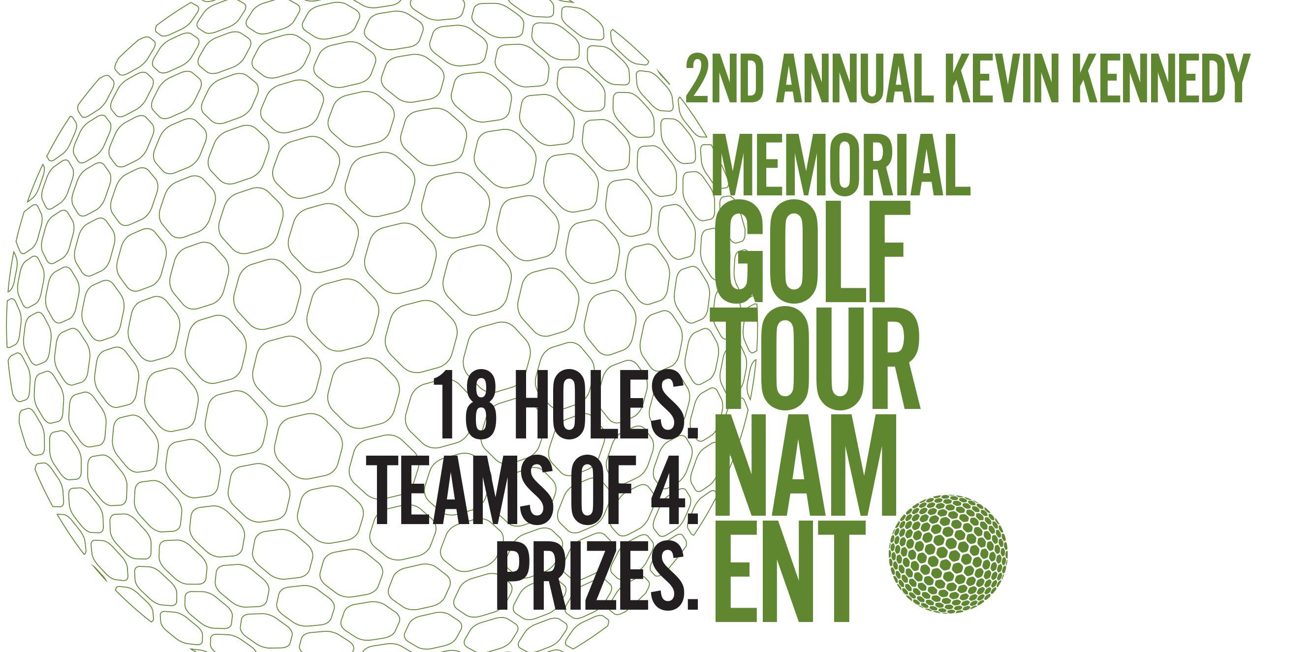 Brix Tavern Sponsored 2nd Annual Kevin Kennedy Memorial Golf Tournament