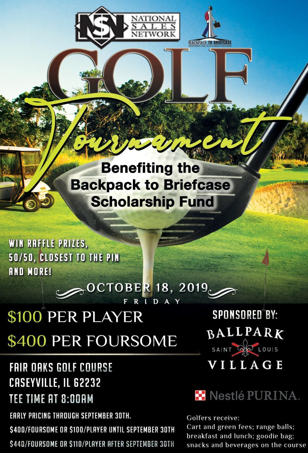 10th Annual NSN Golf Tournament