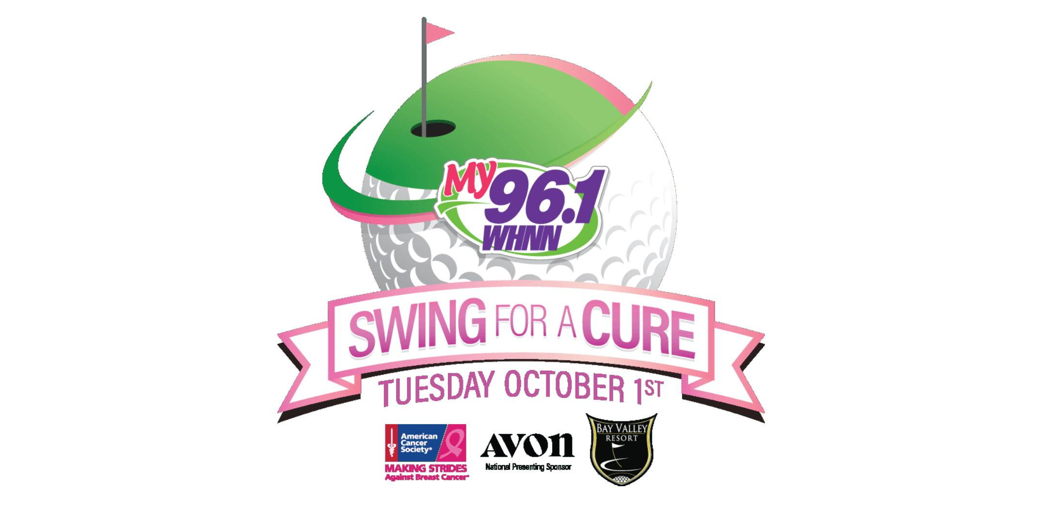 My 96.1's Swing for a Cure Golf Tournament