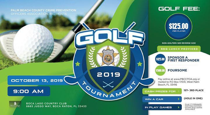 Pbccpoa Golf Tournament
