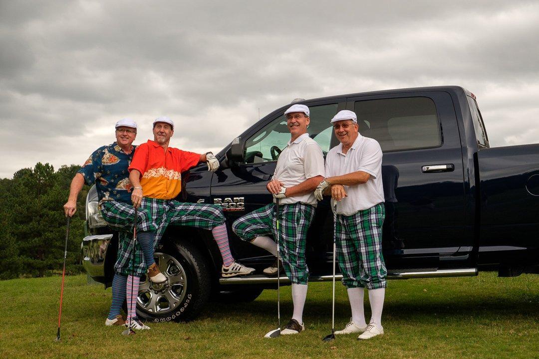 """The Emmett"" Mayberry Days Golf Tournament, 2020"