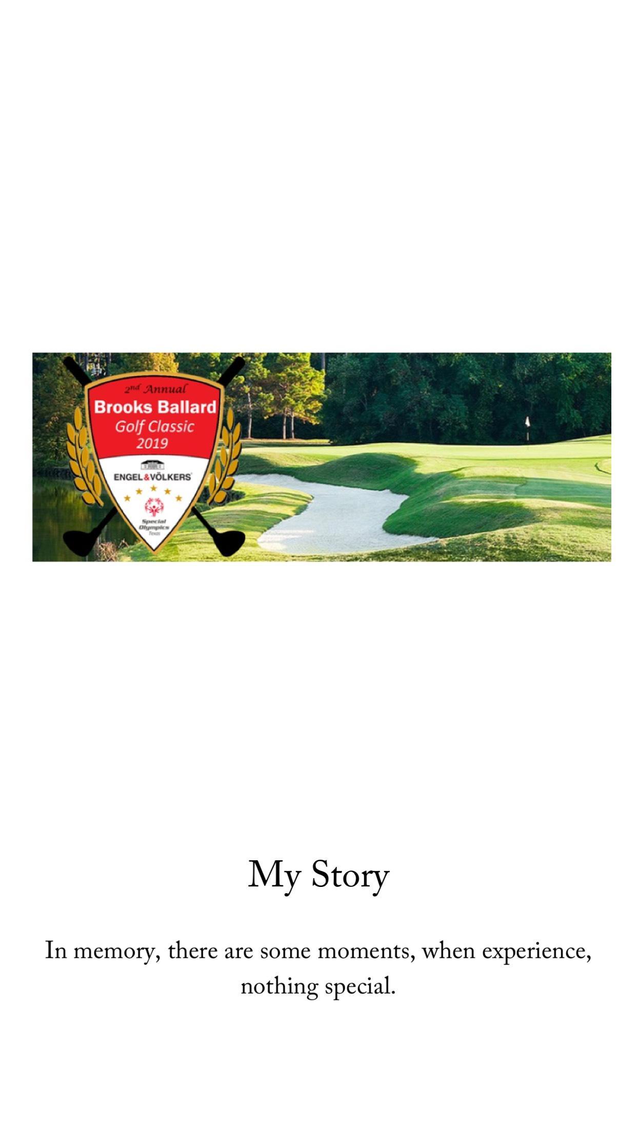 Brooks Ballard Golf Classic