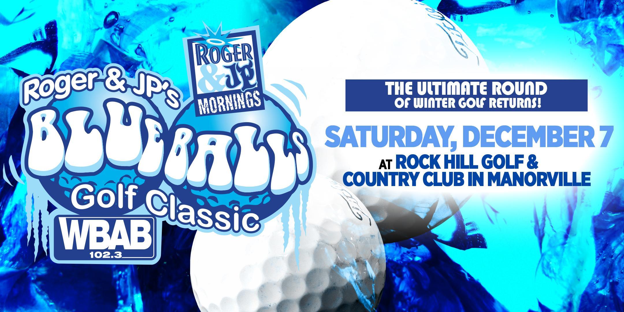 Roger & JP's WBAB Blue Balls Golf Classic