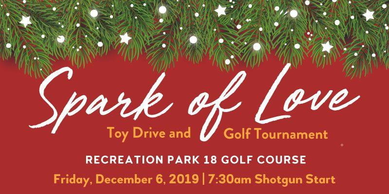 Spark of Love Toy Drive Golf Tournament at Rec.18