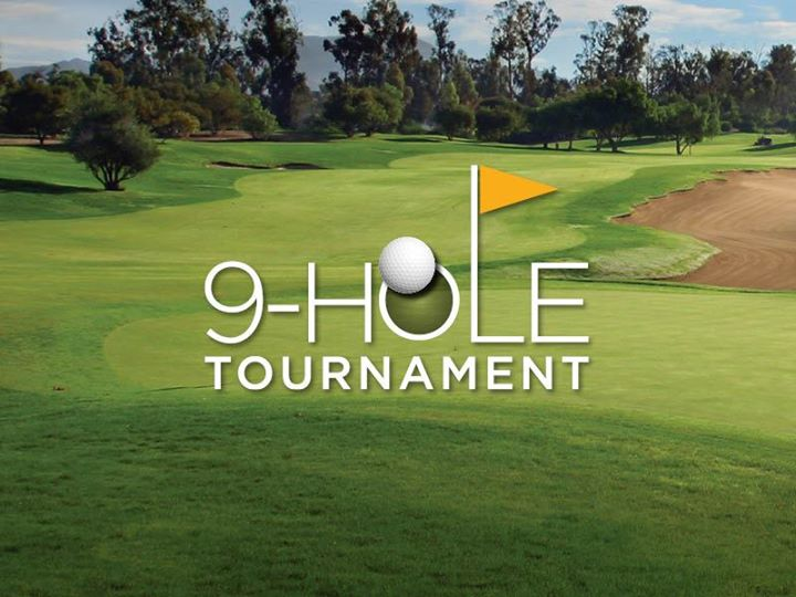 9 Hole Tournament: Better Ball of Two